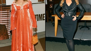 Kirstie Alley 100 pounds