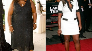 Star Jones 160 pounds