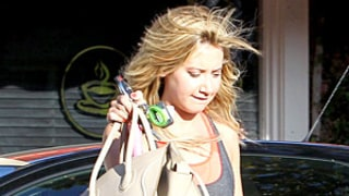 Ashley Tisdale's $3,100 Designer Gym Bag: All the Details