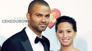 Tony Parker Welcomes Son Josh With Fiancee Axelle Francine