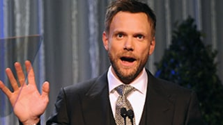 Joel McHale Roasts President Obama, Press, Celebs at White House Correspondents' Dinner