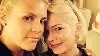 Michelle Williams, Busy Philipps Reunite at Broadway's Cabaret: See the Picture!