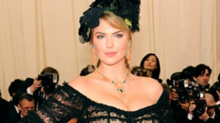 Kate Upton Dresses for Cinco de Mayo at Met Gala 2014; Swaps Outfit for After Party