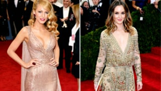 Blake Lively, Leighton Meester at Met Gala 2014: Which Former Gossip Girl Star Looked Better?