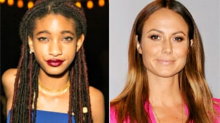 Willow Smith Stirs Up Controversy With Pic, Stacy Keibler