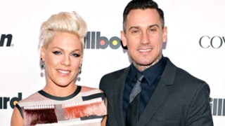 Carey Hart Jokes About Pink Pregnancy Rumors With Penis Joke