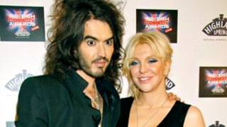 Courtney Love: I Turned Down Russell Brand Because He Smelled