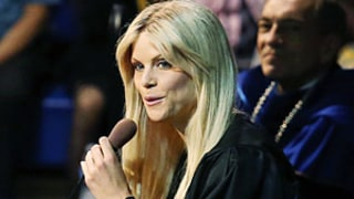 Elin Nordegren Dings Tiger Woods in Graduation Speech at Rollins College