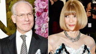 Tim Gunn Feud With Anna Wintour: