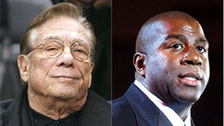 Donald Sterling: Magic Johnson