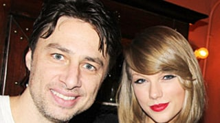 Taylor Swift Not Dating Zach Braff