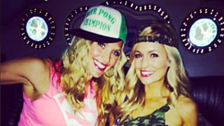 Emily Maynard Celebrates Bachelorette Party With