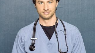Zach Braff: Scrubs