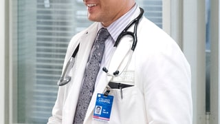 Peter Facinelli: Nurse Jackie
