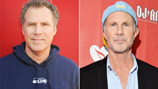 Will Ferrell, Red Hot Chili Peppers' Chad Smith Throw Shade Before Drum-Off on The Tonight Show With Jimmy Fallon