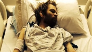 Avril Lavigne's Ex Deryck Whibley Hospitalized Due to