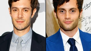 Adam Brody and Penn Badgley