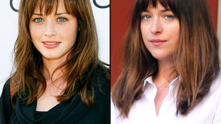 Alexis Bledel and Dakota Johnson