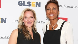 Robin Roberts, Longtime Girlfriend Amber Laign Make Rare Public Appearance in New York City: Picture