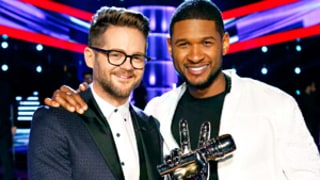 Usher on Josh Kaufman's The Voice Season 6 Win:
