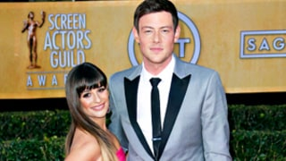Lea Michele: Cory Monteith Helped Me Revise My Book