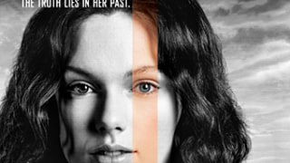 Taylor Swift Has Brunette Hair, Gets Dramatic Makeunder for The Giver Movie Poster