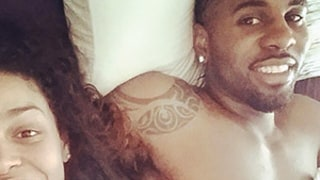 Jordin Sparks, Jason Derulo Share Cute Selfie in Bed Together: Picture