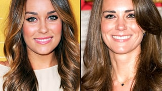 Lauren Conrad and Kate Middleton