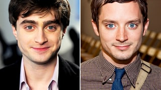 Daniel Radcliffe and Elijah Wood