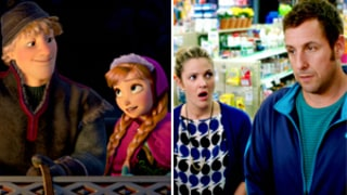 Frozen Becomes Fifth Highest-Grossing Movie of All Time as Adam Sandler's Blended Bombs