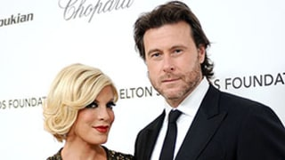 Dean McDermott Has Tori Spelling's Name Tattooed Above His Penis, Tori Reveals