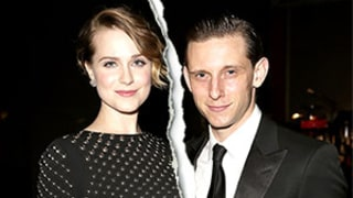 Evan Rachel Wood, Jamie Bell Split After Nearly Two Years of Marriage