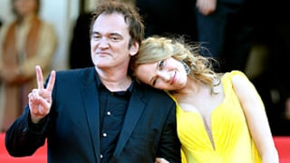 Uma Thurman, Single Again, Quentin Tarantino Comforts Her: