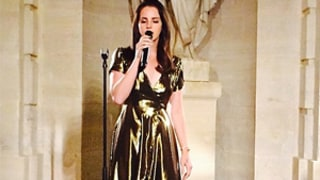Lana Del Rey: I Sang For Free at Kim Kardashian, Kanye West Pre-Wedding Party