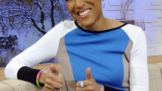 Robin Roberts: Healthy and Happy