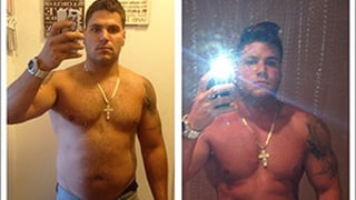 Ronnie Ortiz-Magro Reveals Rock Hard Abs After Dieting for One Month: See The Jersey Shore Star's Transformation