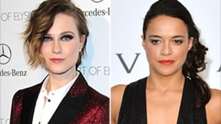 Evan Rachel Wood Slams Michelle Rodriguez Hookup Rumors Post-Split From Husband Jamie Bell