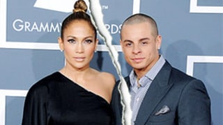 Jennifer Lopez, Casper Smart Split After Two and a Half Years Together