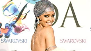 Rihanna's Sparkly Sheer Dress, and More Stars' Riskiest Looks at the CFDA Awards