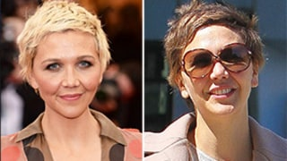 Maggie Gyllenhaal Dyes Her Hair Back to Brunette: Picture
