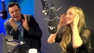 Amanda Seyfried Showcases Rapping Skills: Watch the Video
