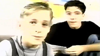 Ryan Gosling, JC Chasez Hang Out as Teens in Adorable 1990s Mickey Mouse Club Video