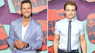 CMT Music Awards 2014: See Luke Bryan, Jason Aldean, Hunter Hayes, Keith Urban Rock Jeans and Hats on Red Carpet