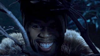 50 Cent Spoofs Disney's Maleficent With Jimmy Kimmel For Malefiftycent