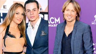 Jennifer Lopez and Casper Smart Split, Keith Urban
