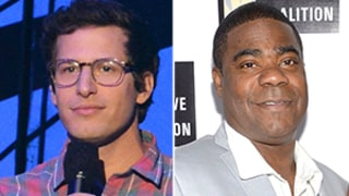 Andy Samberg on Pal Tracy Morgan: