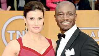 Taye Diggs on His Split From Idina Menzel: