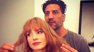 Jessica Chastain Debuts New Bangs on Instagram: See Her Glamorous Haircut