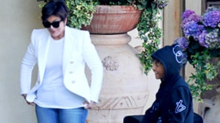 Kris Jenner: Jaden Smith's Batman Costume at Kim Kardashian's Wedding Was