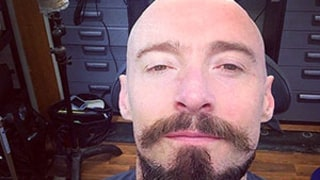 Hugh Jackman Shaves His Head, Goes Bald for Blackbeard Role in Pan Movie: Picture